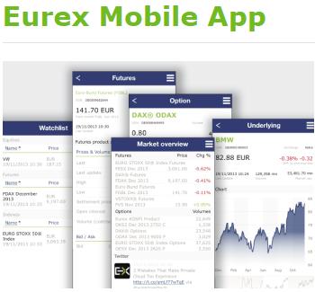 Eurex-Mobile-App