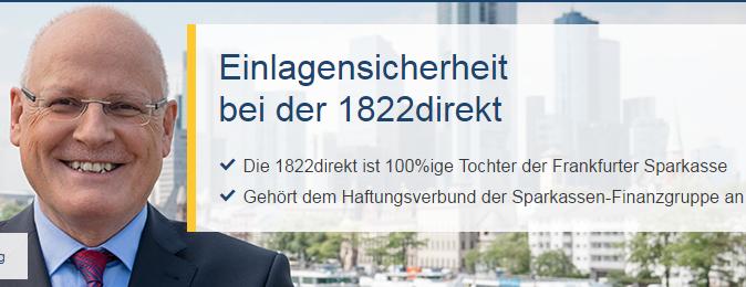 1822direkt-Einlagensicherung