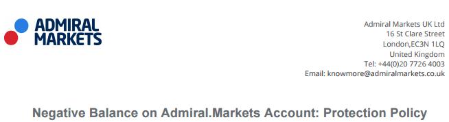 Admiral-Markets-Nachschusspflicht-Policy
