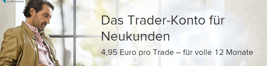 Consorsbank-Trader-Konto