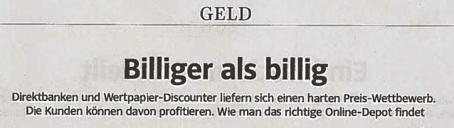 DeGiro-Zeitung-Bericht