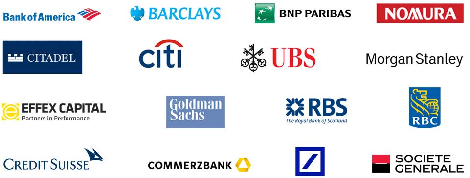 FXCM Liquidity providers