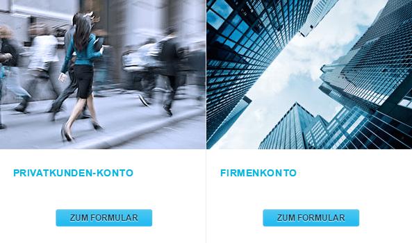 JFD-Brokers-Kontoeröffnung