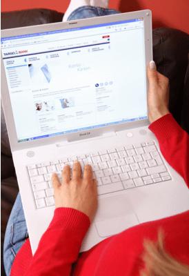 Targobank-Pressebild-Laptop