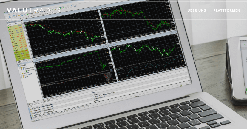 MT4-Kursfenster
