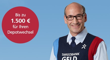Targobank-Aktion-Fondsübertrag