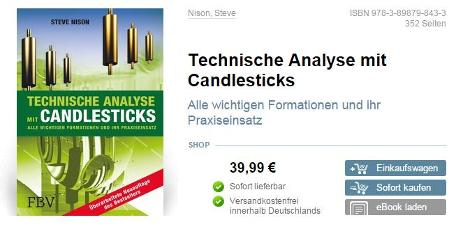 Buch-Nison-Candlesticks
