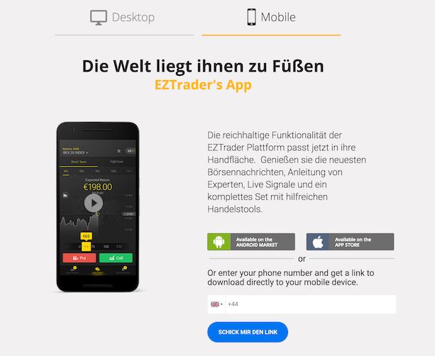 EZTrader App