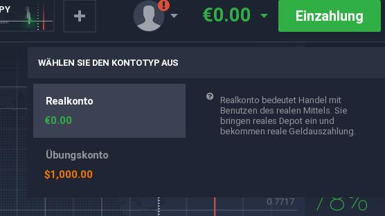 IQ-Option-Demo-Live-Kontowechsel