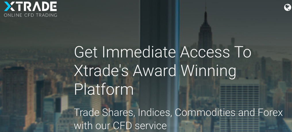 On the award-winning trading platform clients can trade Shares and Indices, among other things.