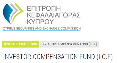 ICF Zypern Logo