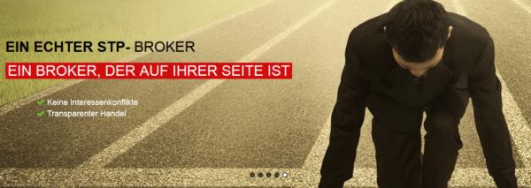 fxnet ein echter STP Brocker