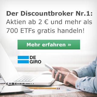 Degiro Discountbroker Nr.1