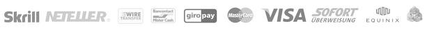 365invest Zahlungsmethoden