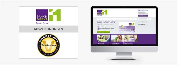 Bank11direkt Erfahrungen von Onlinebroker.net