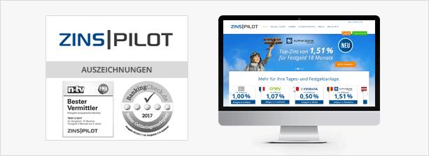 ZINSPILOT Erfahrungen von Onlinebroker.net