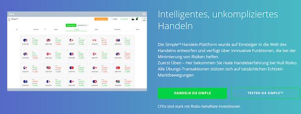 invest.com Plattform