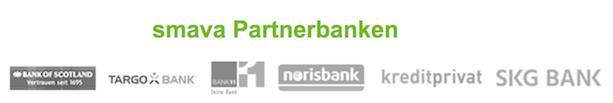 smava Partnerbanken
