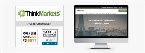 ThinkMarkets Erfahrungen von Onlinebroker.net