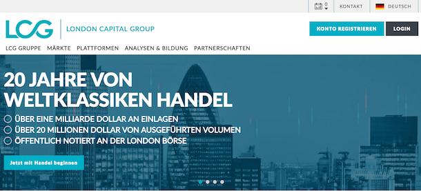 LCG Homepage