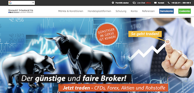 Smart Markets Regulierung