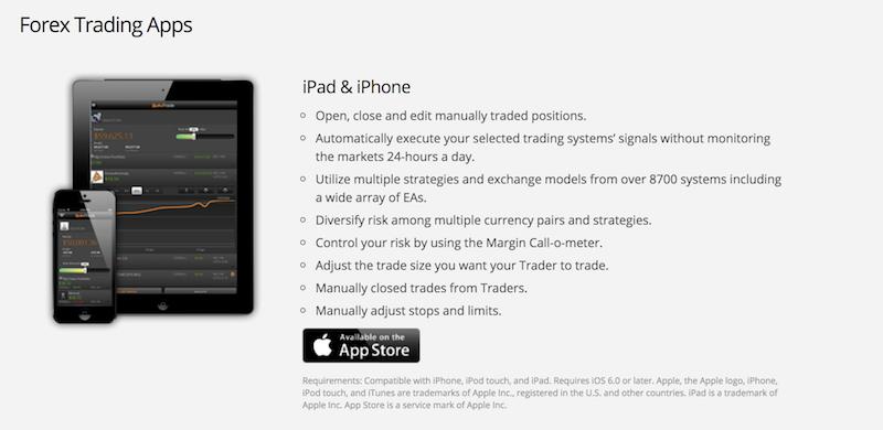 ZuluTrade Trading App