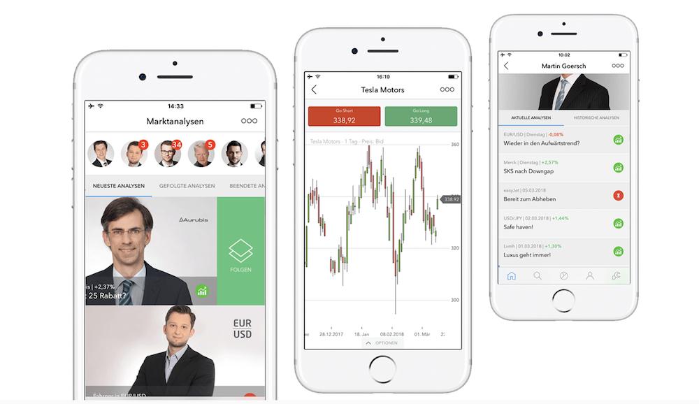 nextmarktes App