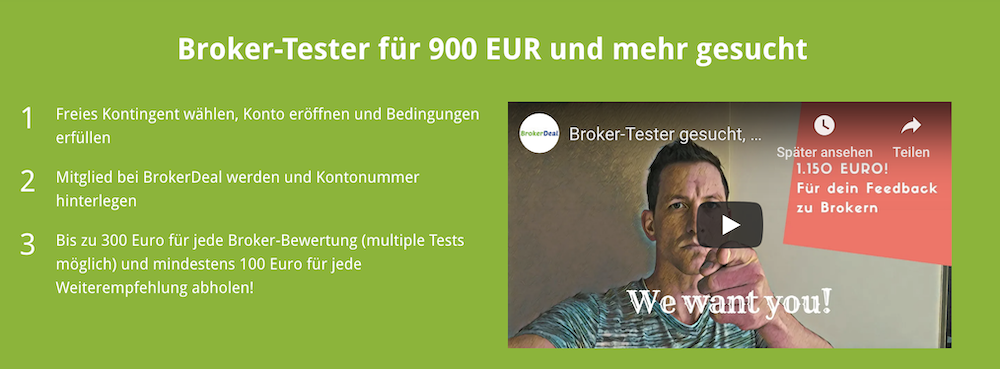 BrokerDeal Video Erklärung