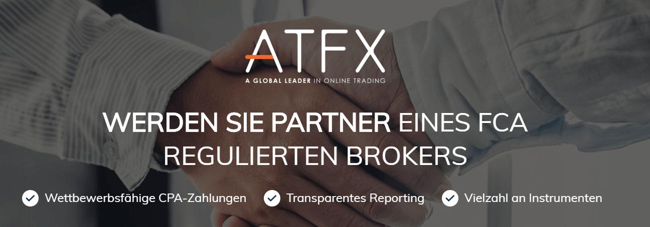 Werden Sie Partner eines FCA regulierten Brokers