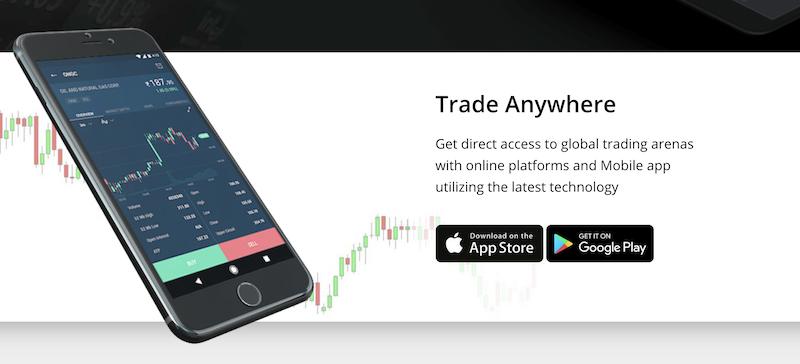 GMO Trading Trading Platform