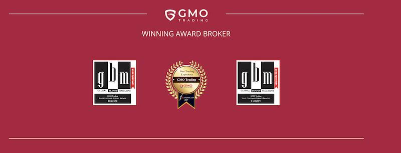 GMO Trading Awards