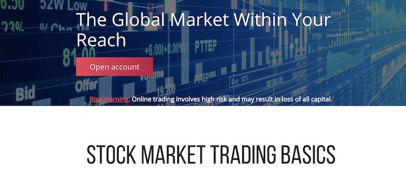 GMO Trading Stocks