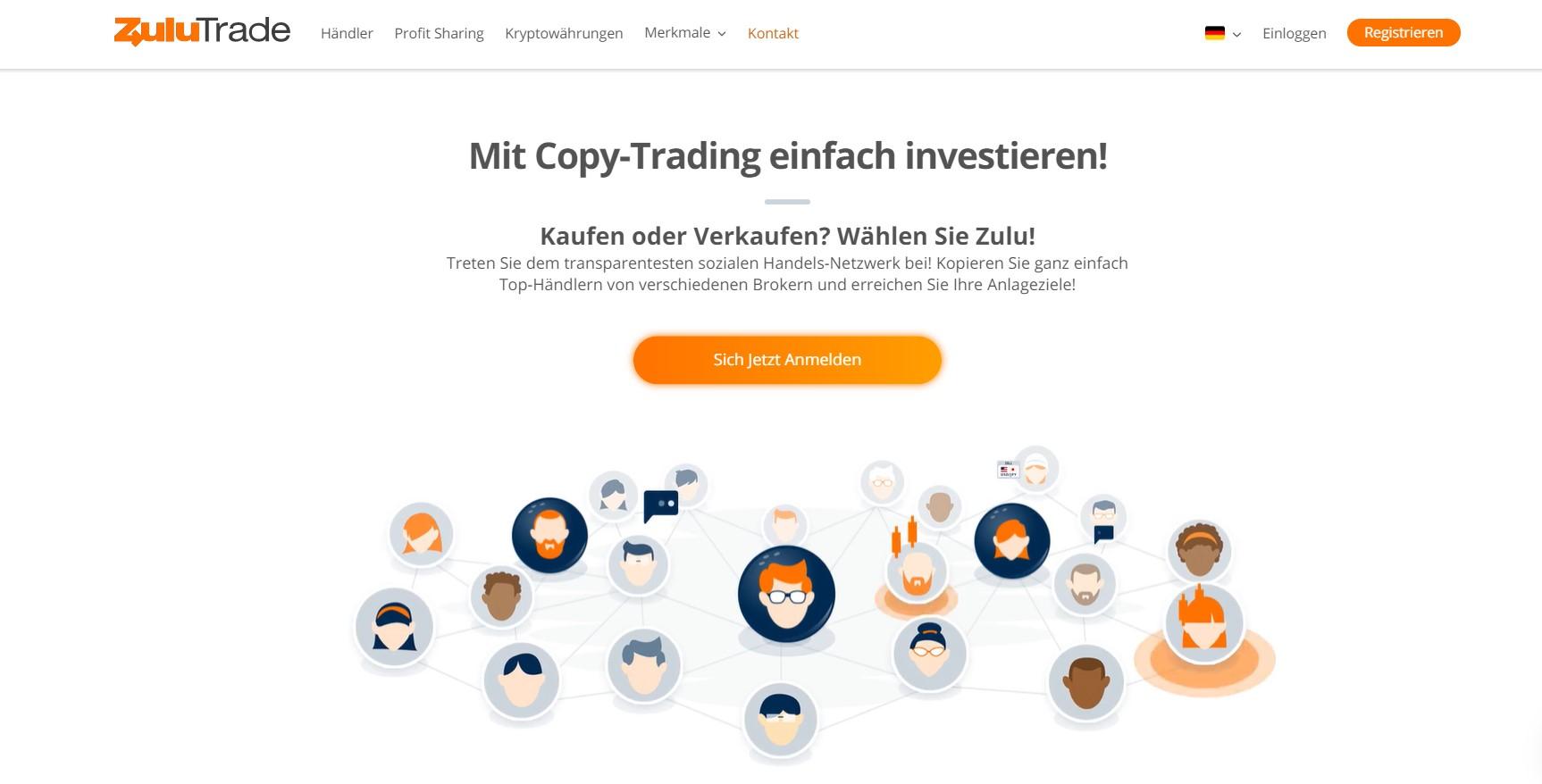 ZuluTrade-Live-Chat-Ansicht