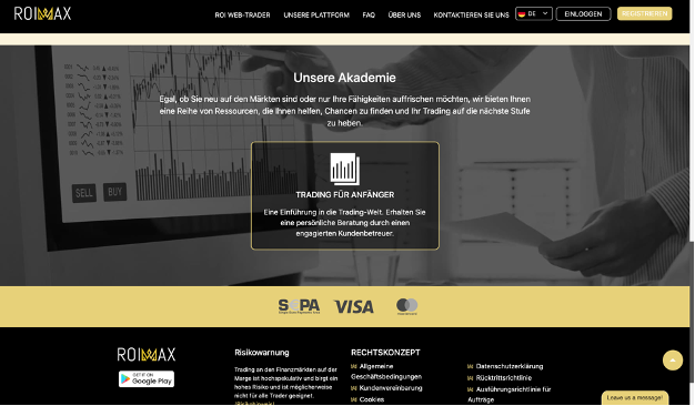 Roimax Akademie