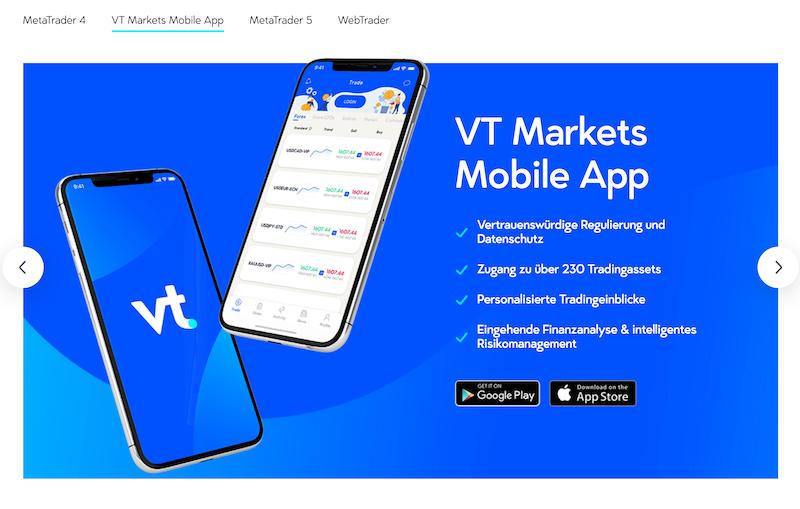 VT Markets Mobile